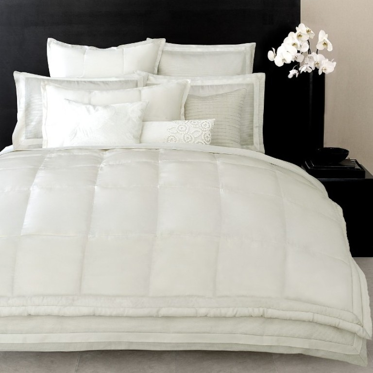 Image of: Contemporary Bedspreads Plan