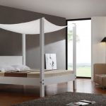 Contemporary Canopy Bed Ideas