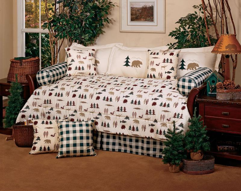Image of: Contemporary Daybed Covers Set