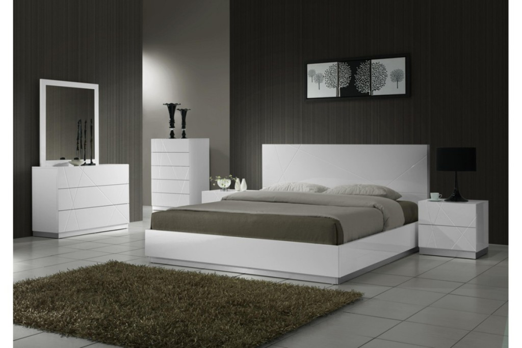 Image of: Contemporary King Bedroom Sets Design