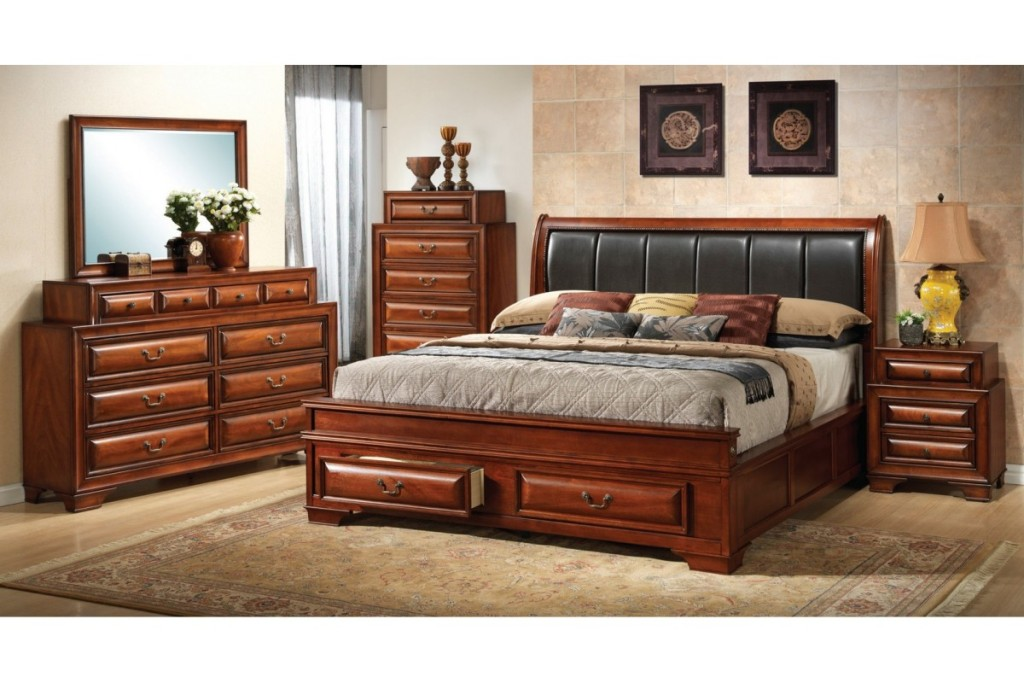 Image of: Contemporary King Bedroom Sets Image