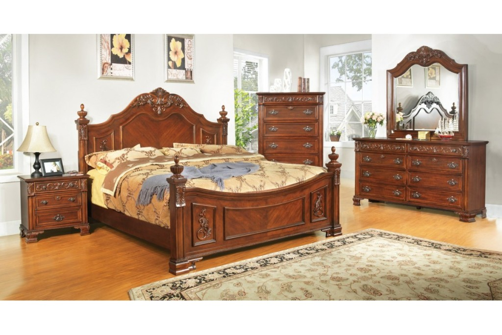 Image of: Contemporary King Bedroom Sets Picture