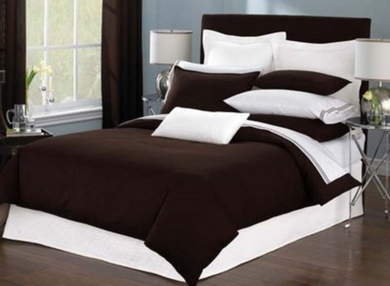 Image of: Contemporary Luxury Bedding Sets