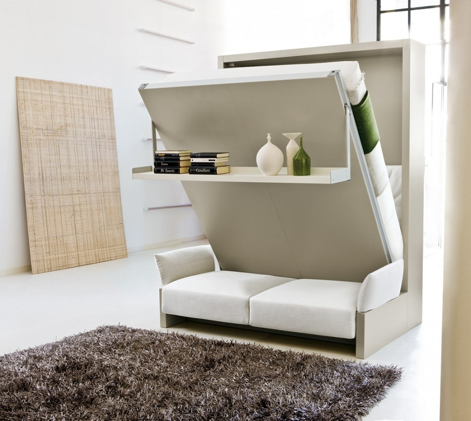 Image of: Contemporary Murphy Beds Inspired