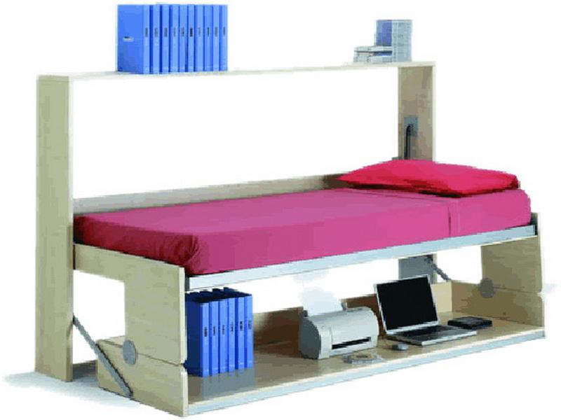 Image of: Contemporary Murphy Beds Plan
