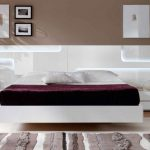 Contemporary Platform Beds Funiture
