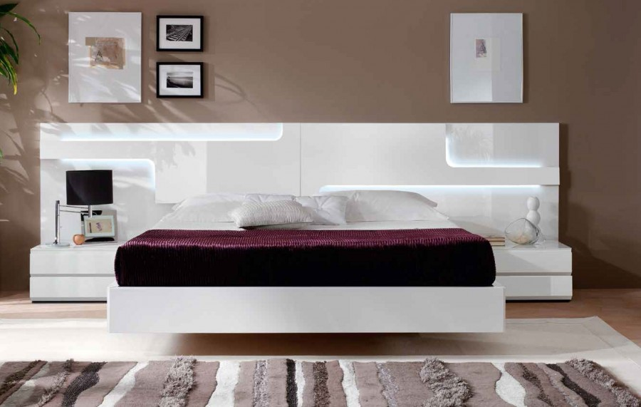 Image of: Contemporary Platform Beds Funiture