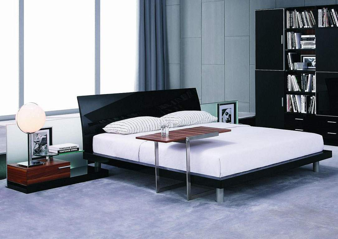 Image of: Contemporary Platform Beds Ideas