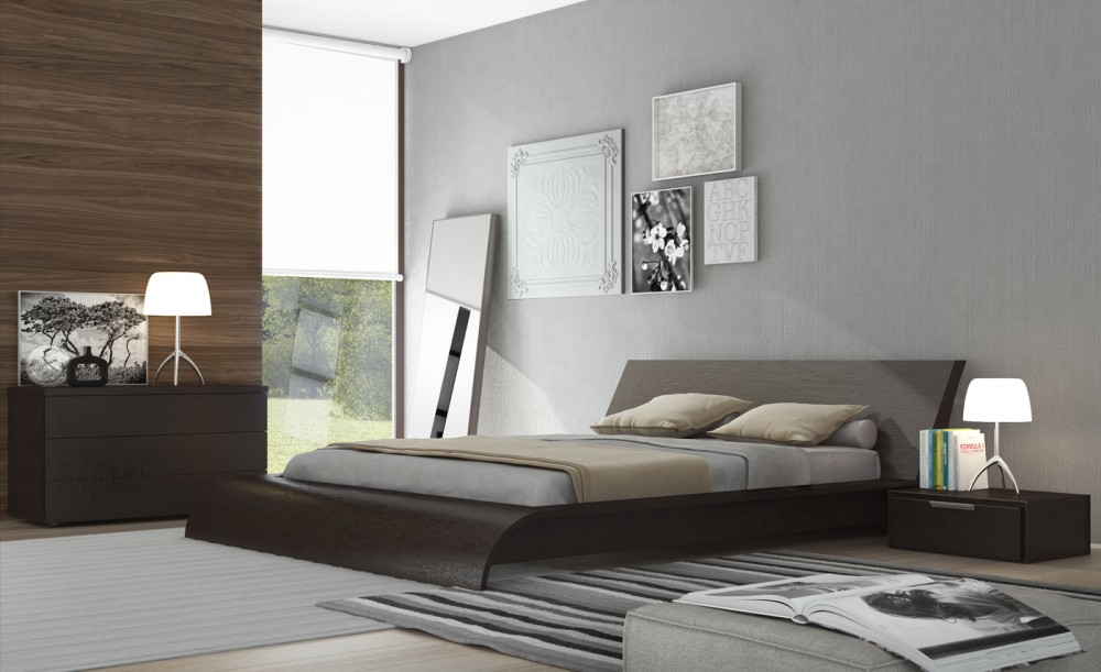 Image of: Cute Contemporary Platform Beds