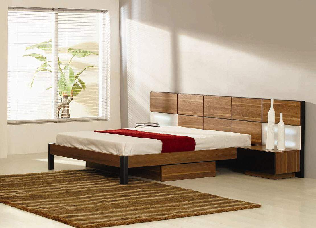 Image of: Decorative Contemporary Platform Beds