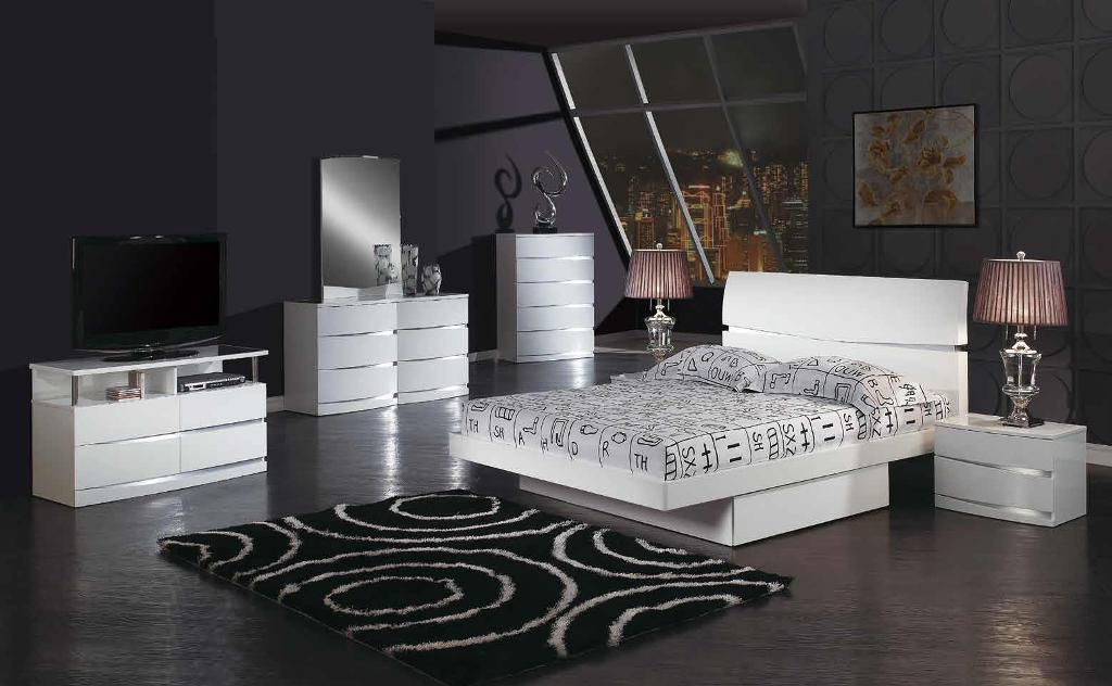 Image of: Design of Contemporary King Bedroom Sets