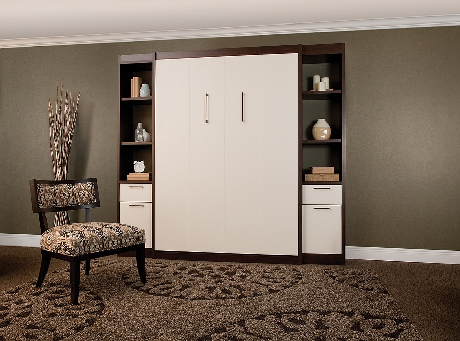 Image of: Elegant Contemporary Murphy Beds