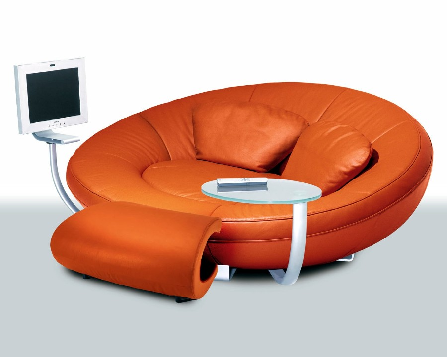 Image of: Ideas Contemporary Sofa Bed