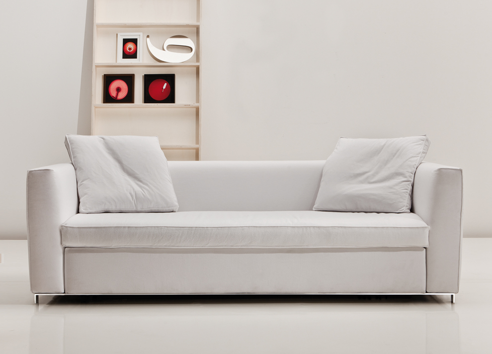 Image of: Large  Contemporary Sofa Bed