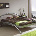 Metal Contemporary Bed Frames