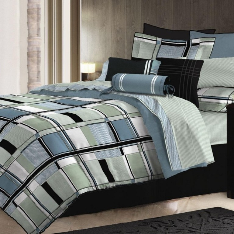 Image of: Modern Contemporary Bedspreads