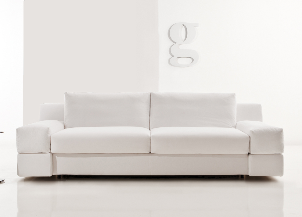 Image of: Picture Contemporary Sofa Bed