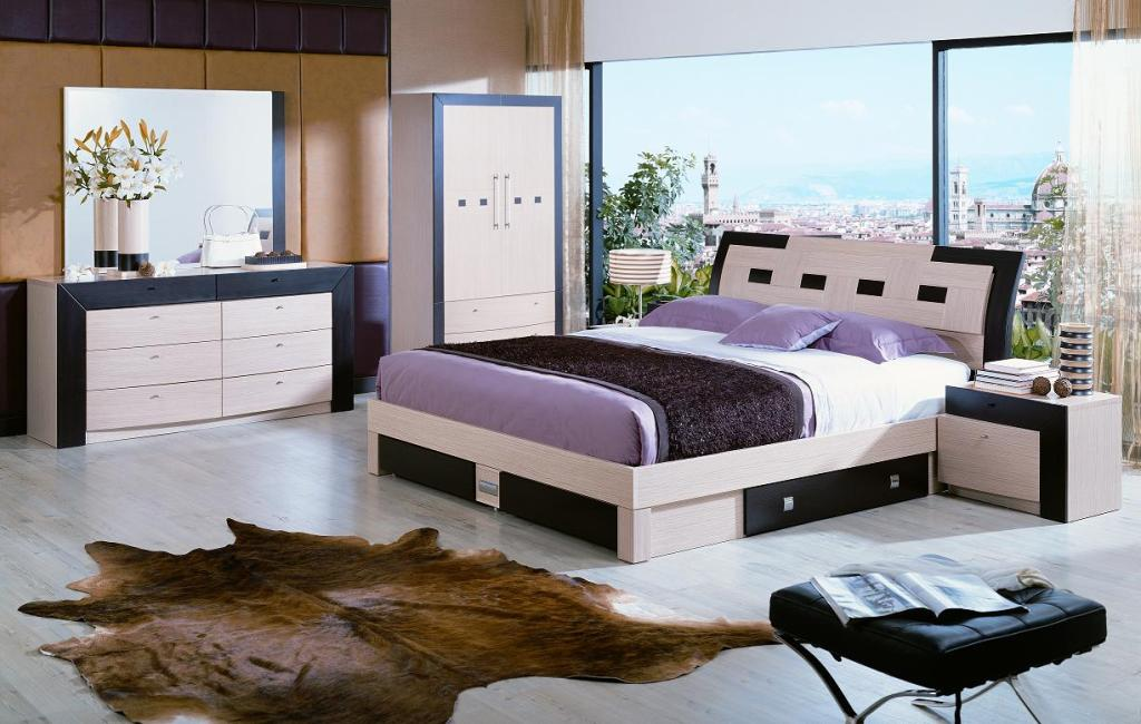 Image of: Popular Contemporary Bedroom Sets