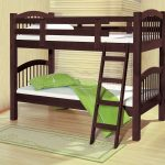 Solid Wood Contemporary Bunk Beds