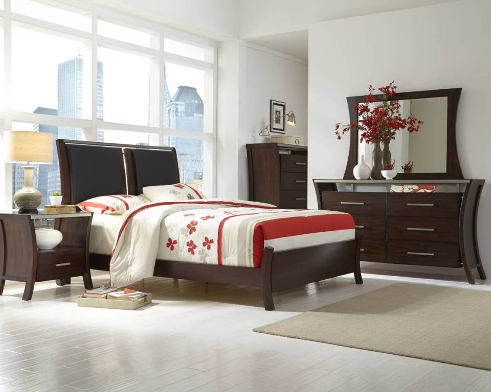 Image of: Stylish Contemporary King Bedroom Sets