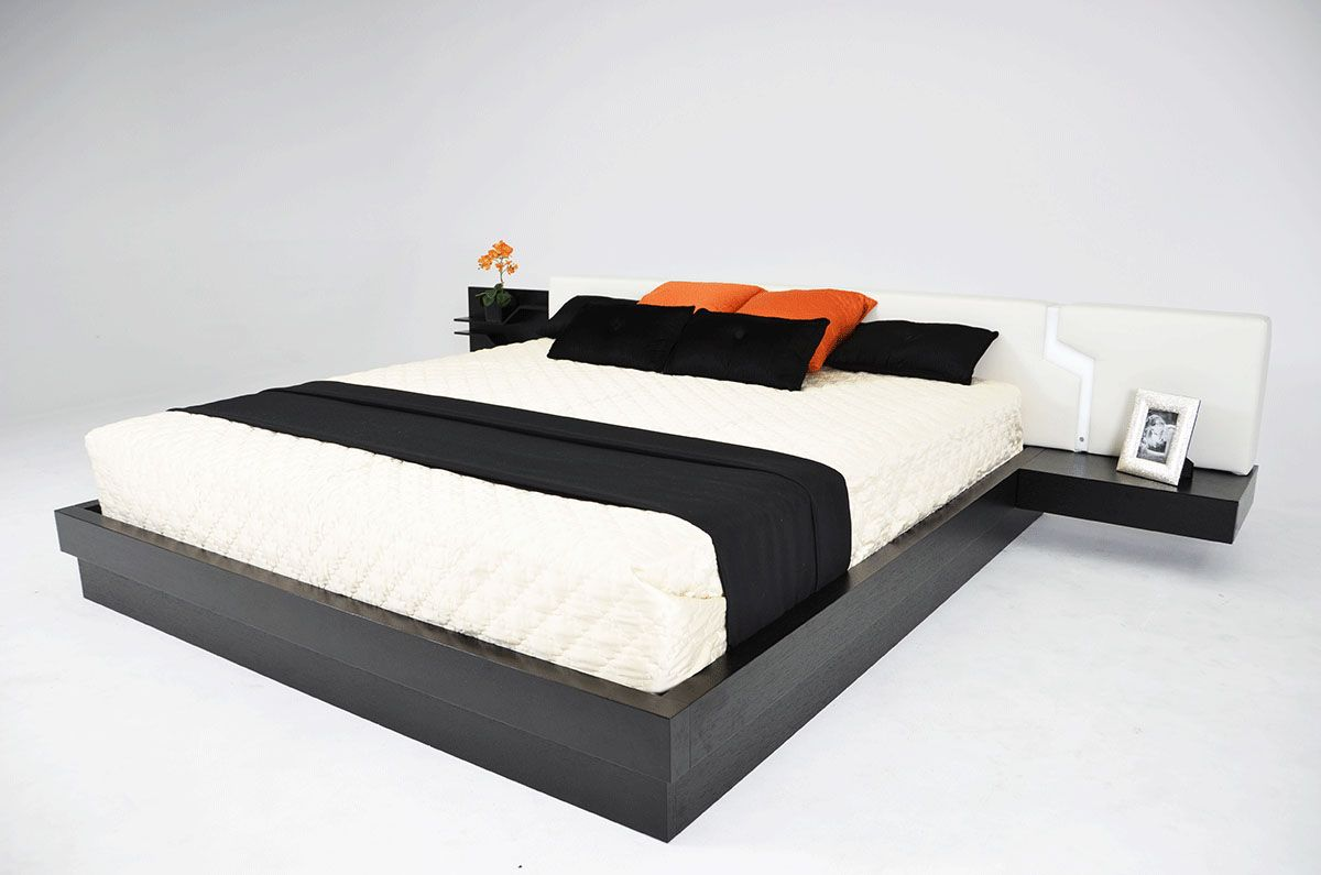 Image of: Vintage Contemporary Platform Beds
