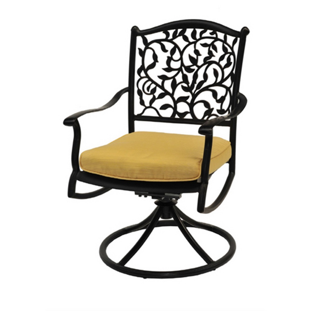 Image of: Best Swivel Patio Chair