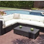 Curved Sectional Patio Furniture