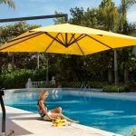 Modern Large Patio Umbrellas