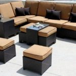 Graceful Sectional Patio Furniture Clearance
