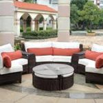 Sectional Patio Furniture Wicker