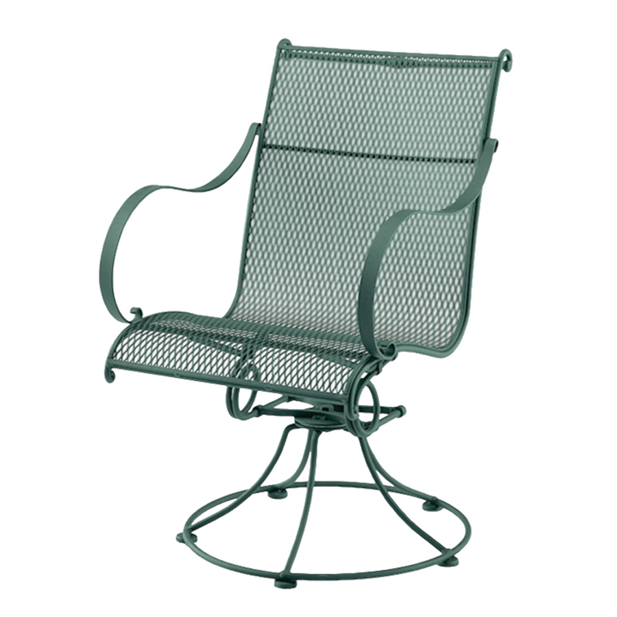 Image of: Swivel Patio Chair Designs