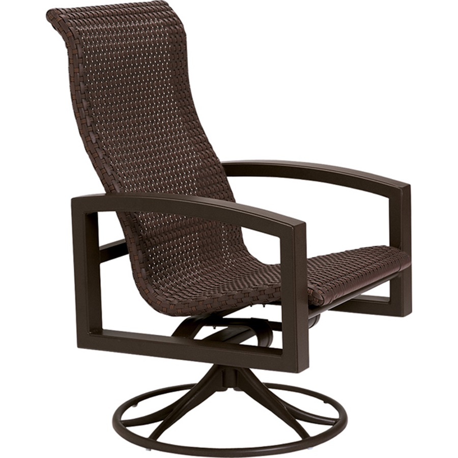 Image of: Swivel Patio Chair Ideas
