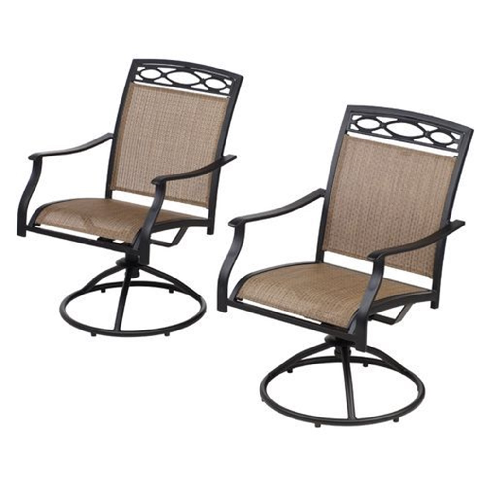 Image of: Swivel Patio Chair Images