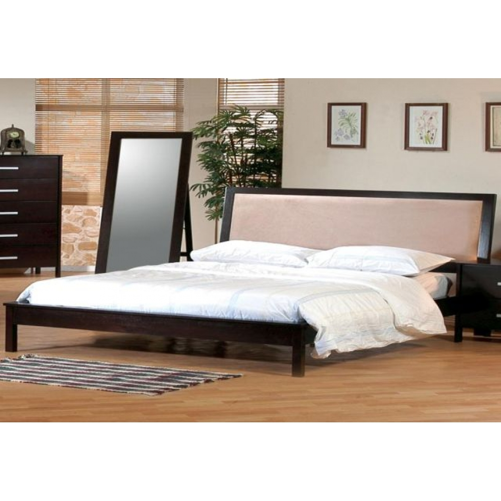 Image of: Awesome Cal King Bed Frame