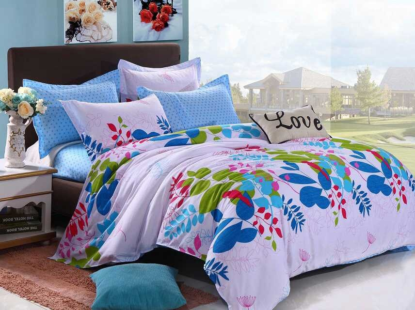 Image of: Beautiful Teen Bedding for Girls