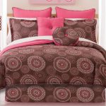 Chocolate Brown Teen Bedding Sets