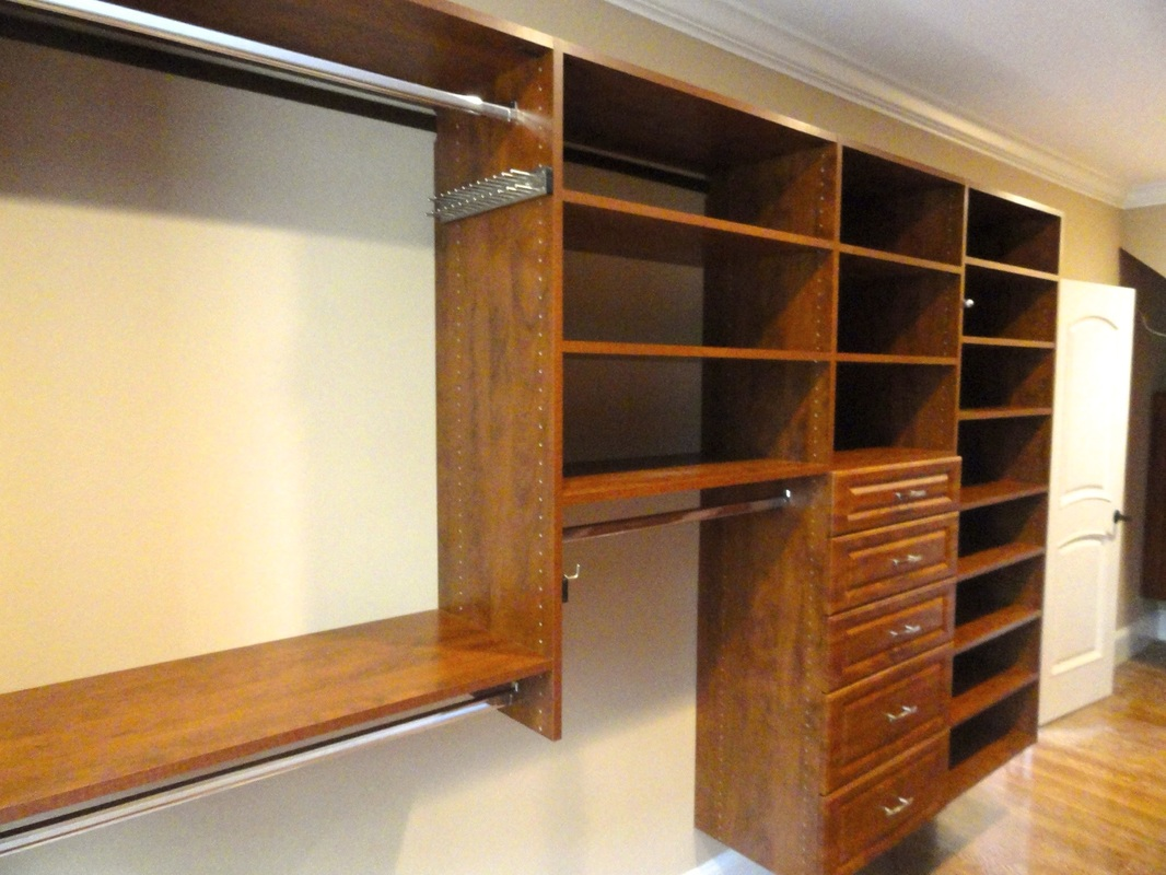 Image of: Closet Storage Units Original