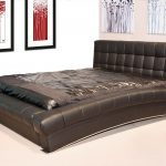 Contemporary Cal King Bed Frame