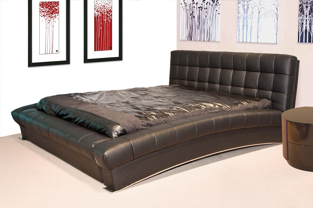 Image of: Contemporary Cal King Bed Frame