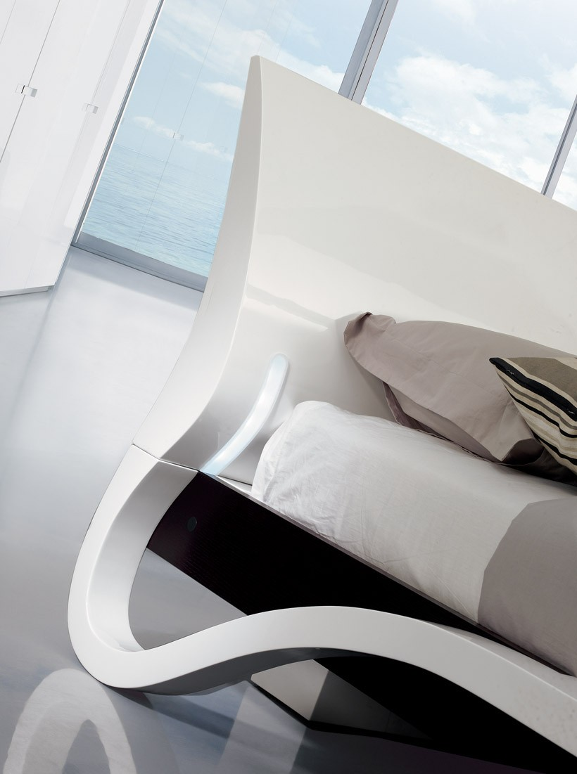 Image of: Contemporary King Platform Beds