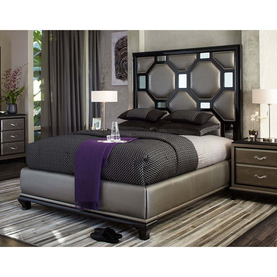 Image of: Contemporary King Size Platform Beds