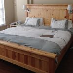 Custom Alaskan King Bed