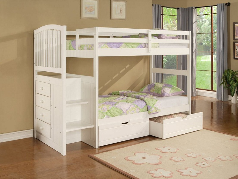 Image of: Cute Loft Beds for Teens