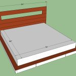 Double King Size Bed Frame Dimensions