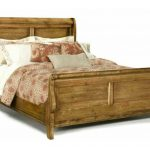 Durham Sleigh Bed King