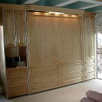 King Size Murphy Bed Frame
