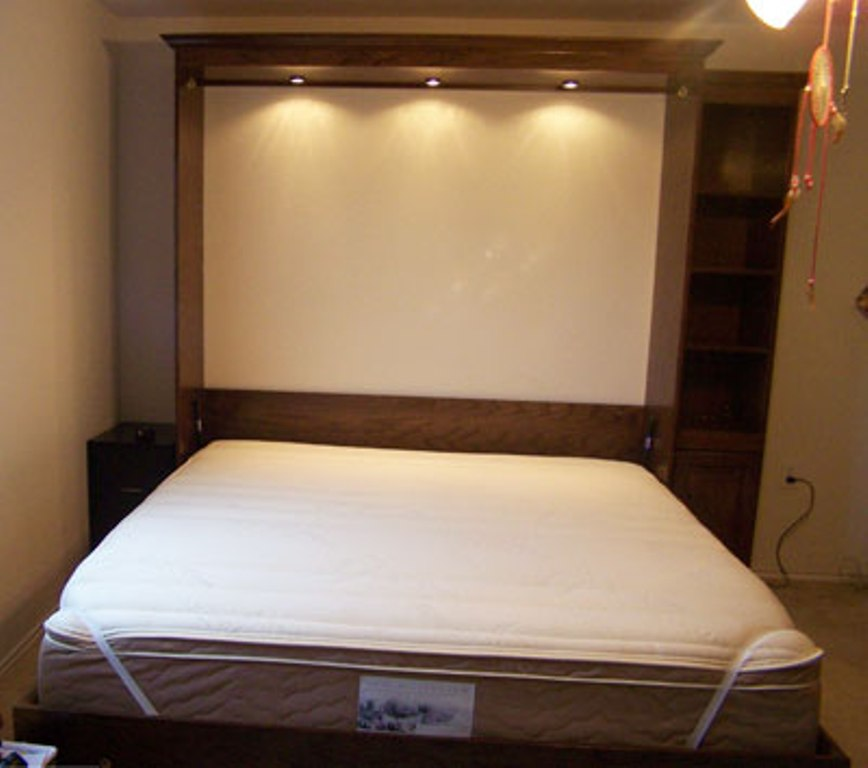 King Size Murphy Bed with Sofa