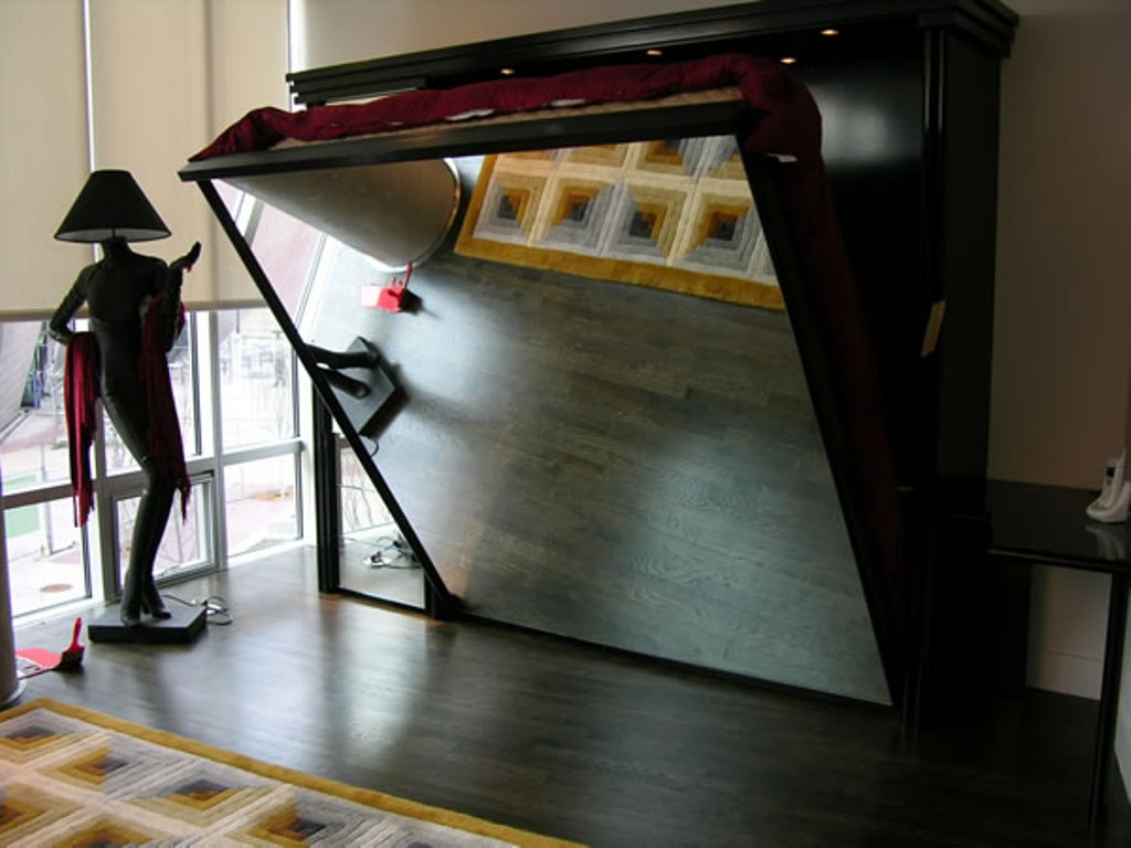 Image of: King Size Murphy bed Kits