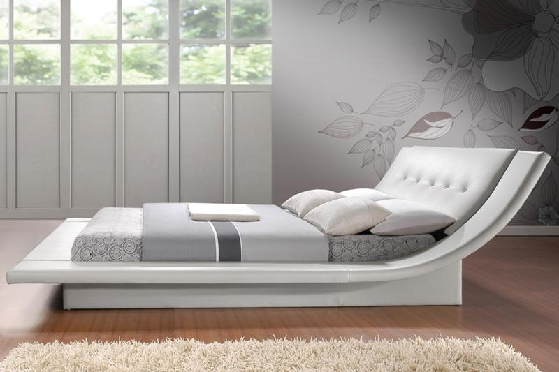 Image of: King Sized Bed Modern