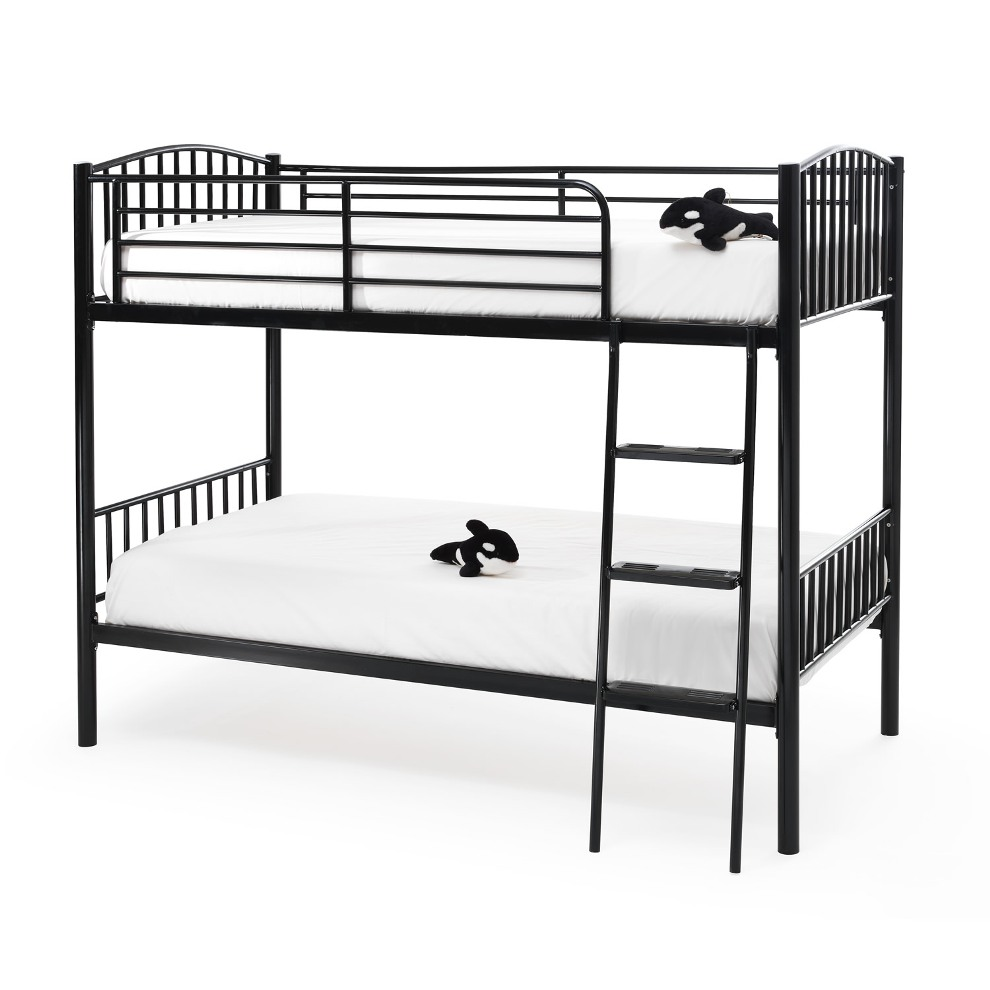 Image of: Metal Bed Frame Twin Ideas Design